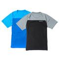 ランナーズ 【NEW】軽量吸水速乾ストレッチTシャツ(2色セット)
