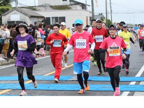 がんばろう東北! 第39回松島ハーフマラソン - RUNNET ランネット ...