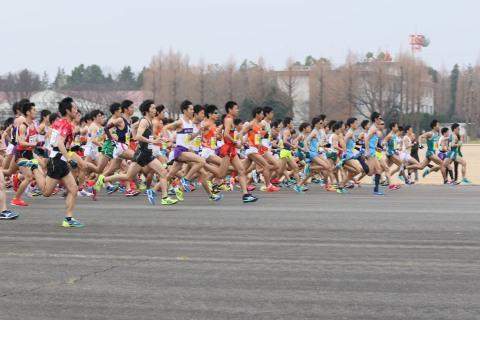 立川シティハーフマラソン2016 -...