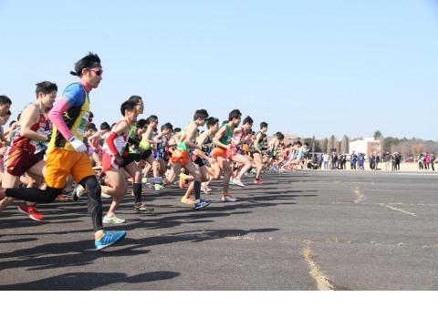 立川シティハーフマラソン2017 -...