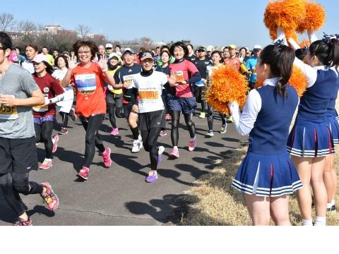 立川シティハーフマラソン2018 -...