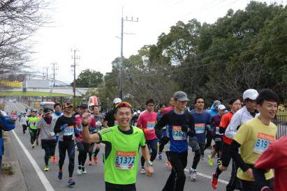 ハーフ 上田 マラソン 古戦場